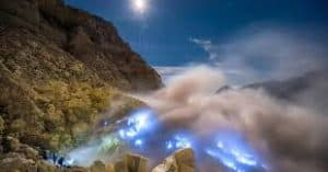 Ijen Blue Fire Tour Package