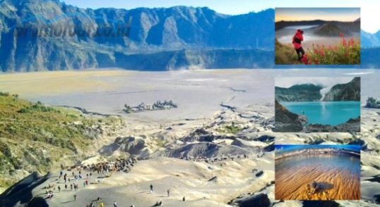 Mount Bromo Ijen Sukamade Tour Package