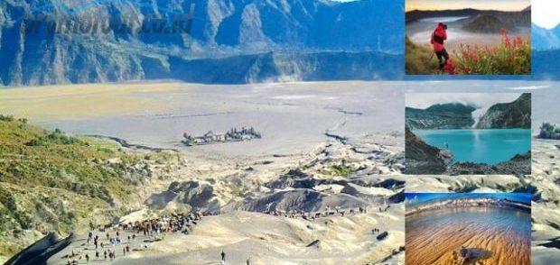 Mount Bromo Ijen Sukamade Tour Package