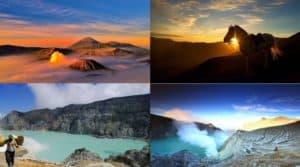 Mount Bromo Ijen Tour From Singapore Malaysia